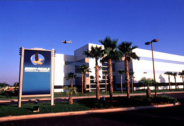 Embry-Riddle Daytona Beach Campus