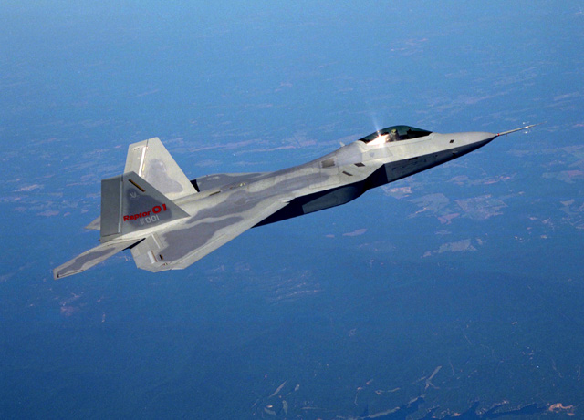 Lockheed Martin is responsible for overall F-22 program management.