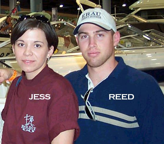Reed and Jess