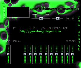 The coolest WinAmp skin ever....
